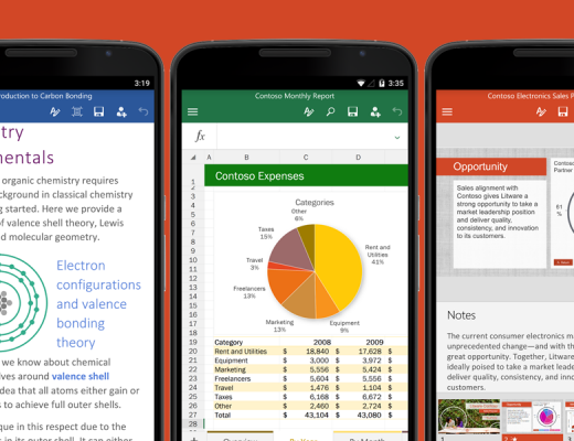 Aplikasi Alternatif Office di Android